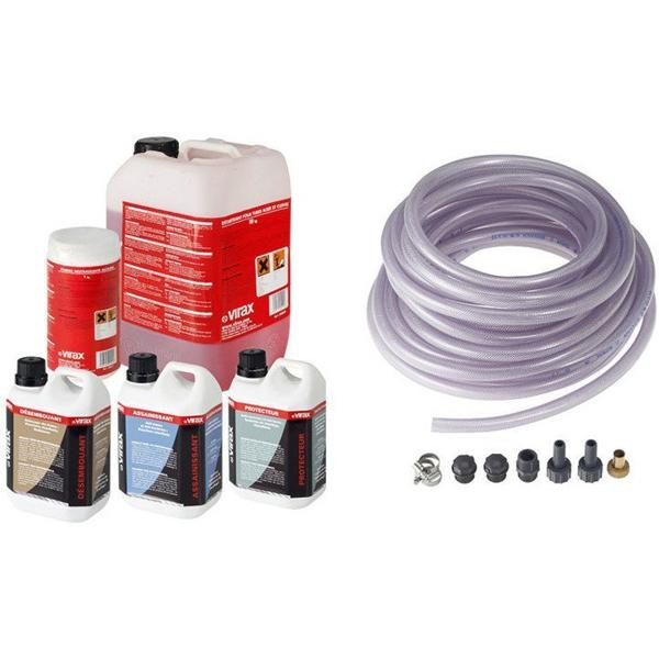 Dodatki i akcesoria do pompy do czyszczenia Virax 295058