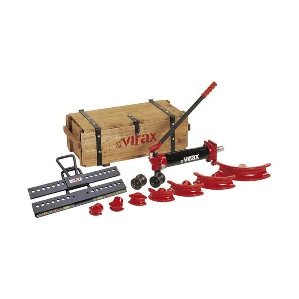 Giętarka hydrauliczna ręczna VIRAX 240243