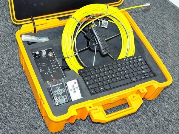 Kamera do inspekcji rur Gtools,  Kamerka inspekcyjna, Endoskop GT-Cam 29 SL