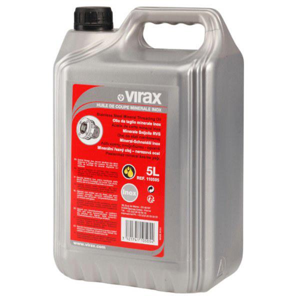 Olej do gwintowania do stali nierdzewnej 5L VIRAX 110505