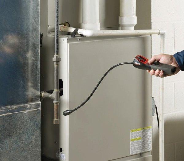 PROMOCJA !!!  Detektor / wykrywacz / czujnik gazu RIDGID micro CD-100