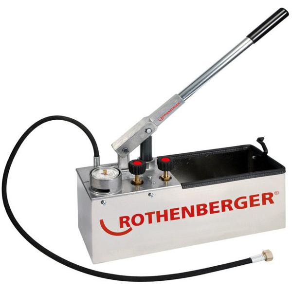 PROMOCJA !!! Pompa kontrolna RP 50 S INOX Rothenberger