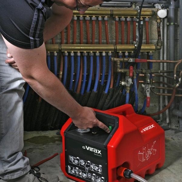 PROMOCJA !!! Pompa kontrolna Virax 40 bar