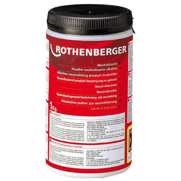 Proszek neutralizujący 1kg 61115 ROTHENBERGER