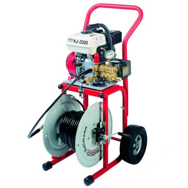 Przepychacz Ciśnieniowy KJ-2200