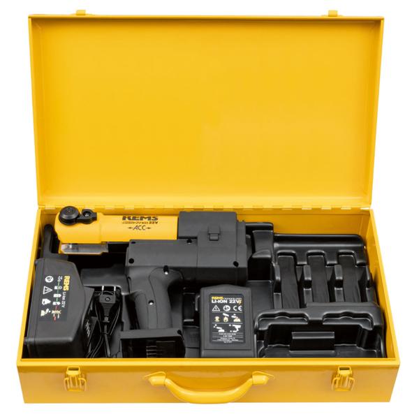 REMS Akku-Press 22V ACC Basic-Pack\P