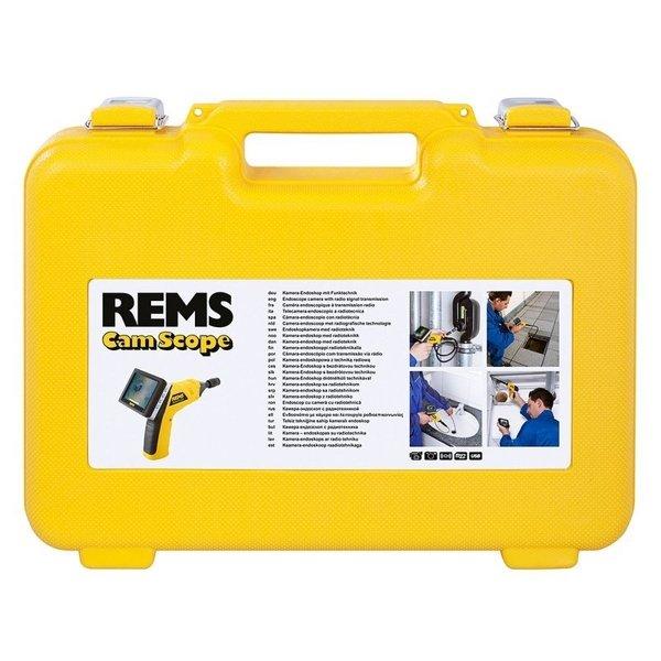 REMS CamScope Set 16-1 Kamera endoskopowa z transmisją radiową