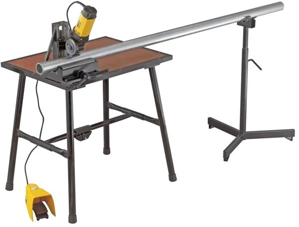 REMS Jumbo E Stół roboczy 800x600 mm