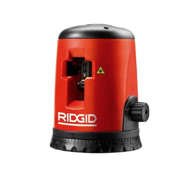 Samopoziomująca laserowa poziomica krzyżowa RIDGID CL-100