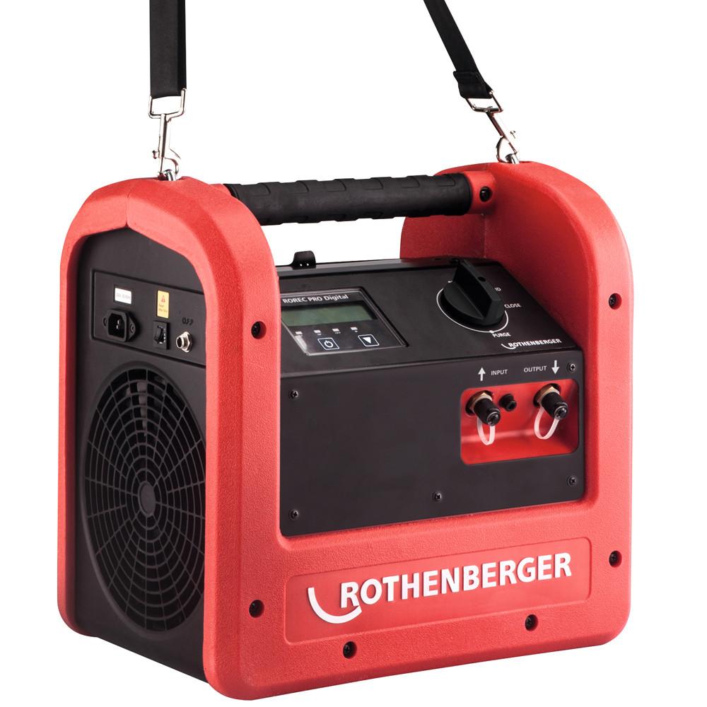 Urządzenie do odzysku czynników ROREC PRO DIGITAL 1500002637 ROTHENBERGER