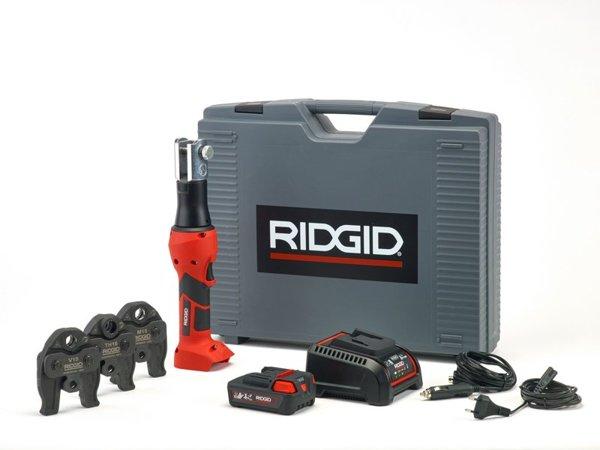 ZACISKARKA RIDGID RP 219 ZE SZCZĘKAMI G16-20-26